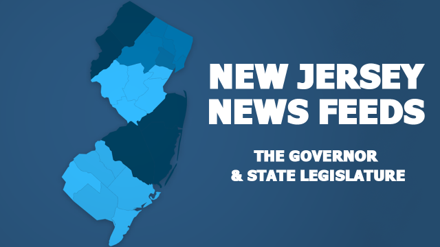 New Jersey News Feeds
