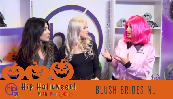 Hip Halloween 2019 with Party City - Blush Brides NJ