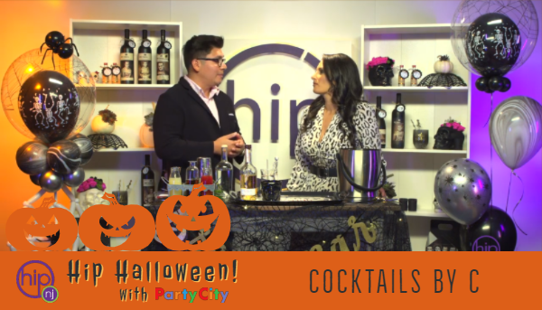 Hip Halloween 2019 with Party City - Cocktails by C