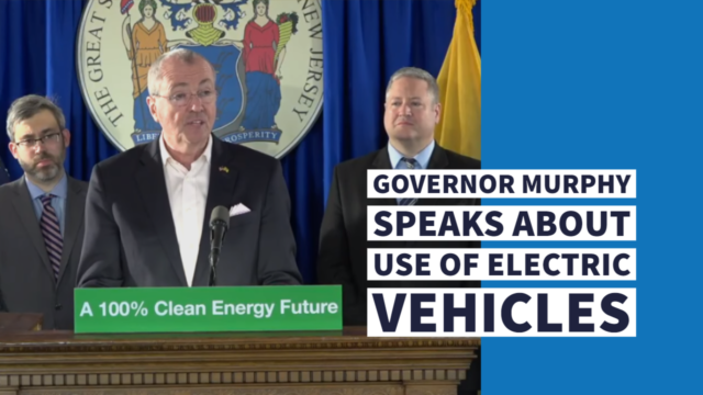 Governor Murphy Speaks About Electric Vehicle Use